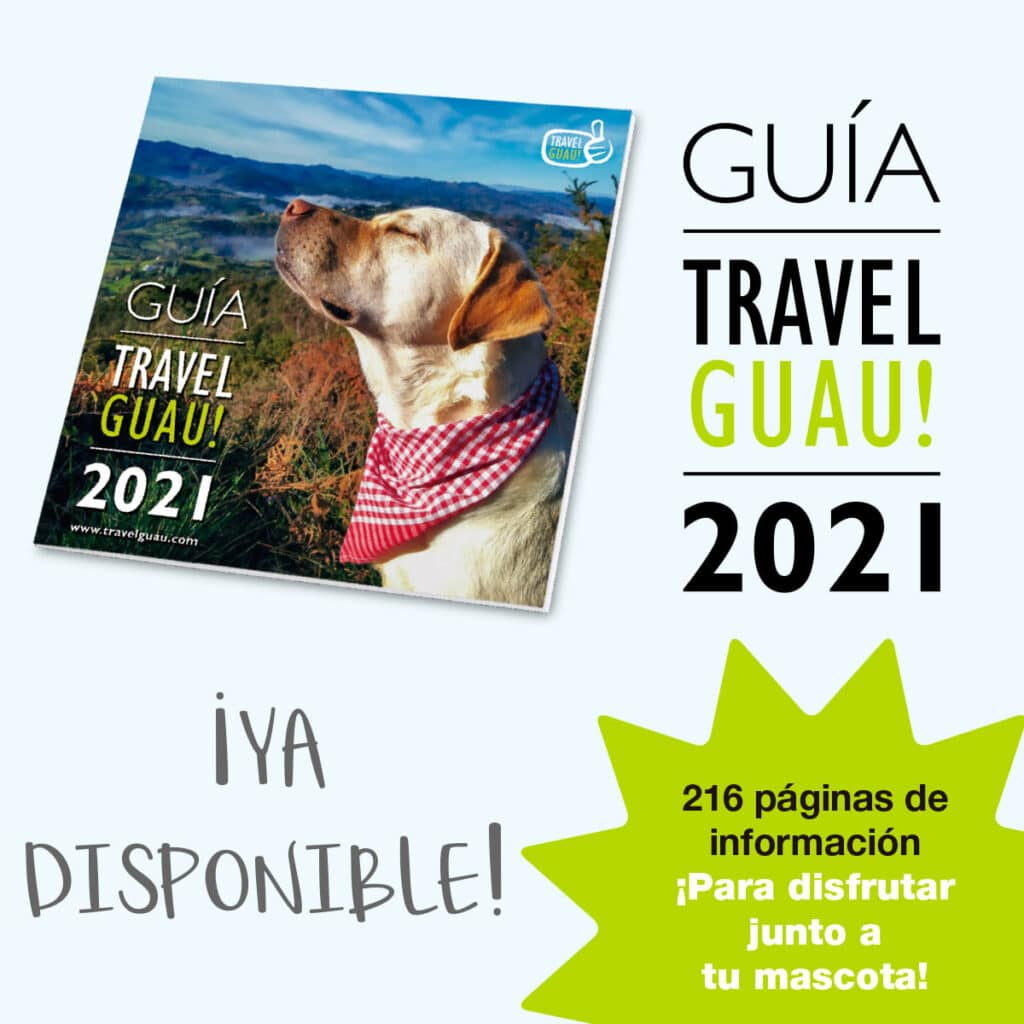 guia travel guau 2021 veterinario leon